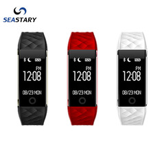 S2 Bluetooth Smart Band Wristband Heart Rate Monitor IP67 Waterproof Smartband Bracelet For Android IOS Phone good than fitbits