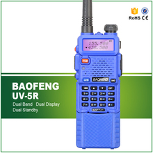New Original Long Battery Baofeng UV-5R Two Way Radio 136-174MHz&400-520MHz UV5R Walkie Talkie for Ham Hotel Commercial Security