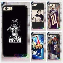 aaron hernandez fashion case cover for iphone 4 4s 5 5s SE 5c for 6 & 6 plus 6S & 6S plus 7 7 plus #ZS03
