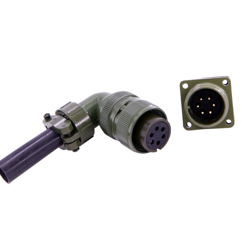 Military standard connector 6 pins 5015 connector  MS3108A18S-12s  Servo motor connector<br><br>Aliexpress