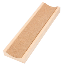 Electric Acoustic Guitar Bass Caul Long Neck Rest Support Fretwork Luthier Cork Setup Soft Fit for Guitar Banjo Mandolin Bass(China)