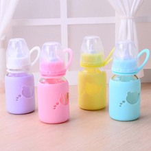 1PCS New Nursing Baby Bottle of Juice 145ml The Flow Rate Can Be Adjusted According to Your Baby(China)