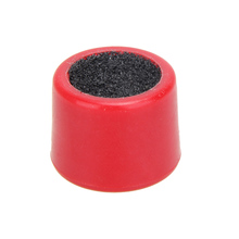 Billiard Double Sided Cue Tip Shaper Snooker Pool Scuffer Table Tool Plastic Pool Billiard Accessories Red Color ISP