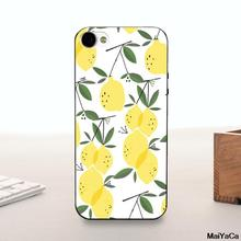 MaiYaCa Many Limon fruits jucie Protective PC Mobile Phone Case For iPhone 5c case