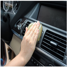Car Air Outlet Keyboard Multipurpose Cleaning Glue Car Styling Cleaning Supplies Universal Cleaning Clay(China)