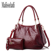 Buy 2017 2018 Lady Top-handle Bags Luxury Leather Handbags Women Handbag Designer Big Casual Ladies Messenger Shoulder Tote Bag SAC for $30.19 in AliExpress store