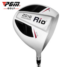 Factory direct Original PGM RIO 2016 Golf Club 1# wood man and women beginner exercise rod golf driver(China)