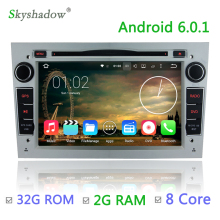 8 core Car DVD Android 6.0 For Opel Vectra Zafira A B C Corsa Astra Meriva Antara Octa Core 2GB RAM GPS Navigation RDS Radio BT