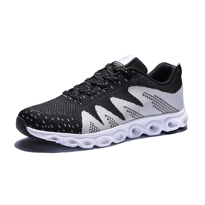Casual Shoes Men 2017 Fly Woven Spring Autumn Casual Fashion Mens Shoes Grey Black Breathable Walking Shoes Male Footwear<br><br>Aliexpress