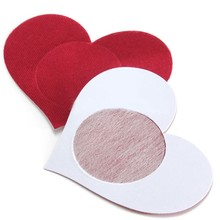 2 pc Ladies intimates Heart Adhesive Nipple Covers Breasts and Sticker Emptied The Chest Paste summer style