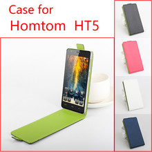 Buy 4 Hit Colors Skin Shell Doogee Homtom HT5 PU Leather Case Luxury Doogee Homtom HT5 Cover Flip Cover Mobile Phone Cases for $4.85 in AliExpress store