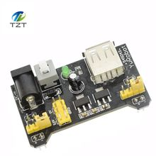 1pcs  MB102 Breadboard Power Supply Module 3.3V 5V MB-102 Solderless Bread Board DIY dedicated power module