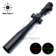 LEUPOLD 3.5-10X40 M1 Tactical Optics Riflescope Red&Green Dot Reticle Fiber Sight Long Eye Relief Rifle Scope 30mm Tube