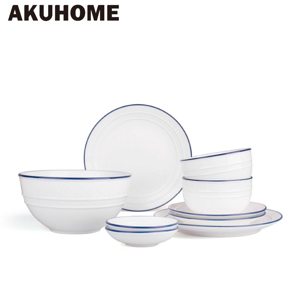 Achetez En Gros Bleu Porcelaine De Vaisselle En Ligne