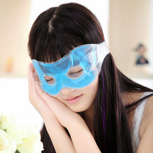 2017 Ice Eye Masks Anti Dark Eye Circles Hot Cold Gel Eye Mask Relieve Stress Fatigue Swollen Soothing Eyes Cover Massager