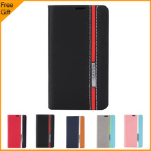 Luxury Colorful Wallet Flip PU Leather Cell Phone Case For Nokia Lumia 520 Case Cover Shell With Card Holder Stand Pink Black