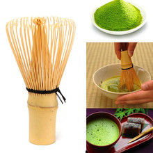 High Quality 2016 New Bamboo 64 Matcha Powder Whisk Green Tea Japanese Ceremony Japense Tea Culture Matcha Tea Drinking Tools