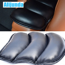 General Car Leather Center Console Handrail Box Cover Pad Support Pillow for Lexus ES250 RX350 330 ES240 GS460 CT200H CT DS LX L