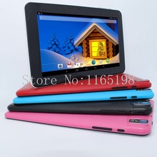 new year gift  Quad Core 9 inch Allwinner A33 Android 4.4 Dual Camera WIFI bluetooth G-sensor OTG Capacitive Screen tablet pc
