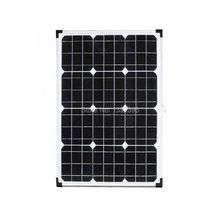 2016 Refrigerator 150W High Efficiency PV Thin Film Solar Panel Solar Power System