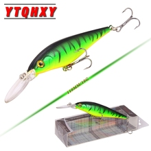YTQHXY 110cm 9.5g Hard Bait Minnow Fishing lures 10 colors 6# hooks Artificial Bait 3D Eyes Lure Fishing Tackle YE-73BZ