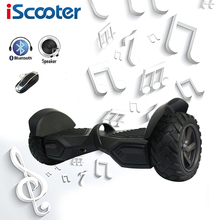 9inch Hoverboard Two Wheels Electric Scooter Smart Balance Skateboard Standing Roller UL2272 - iScooter Official Store store