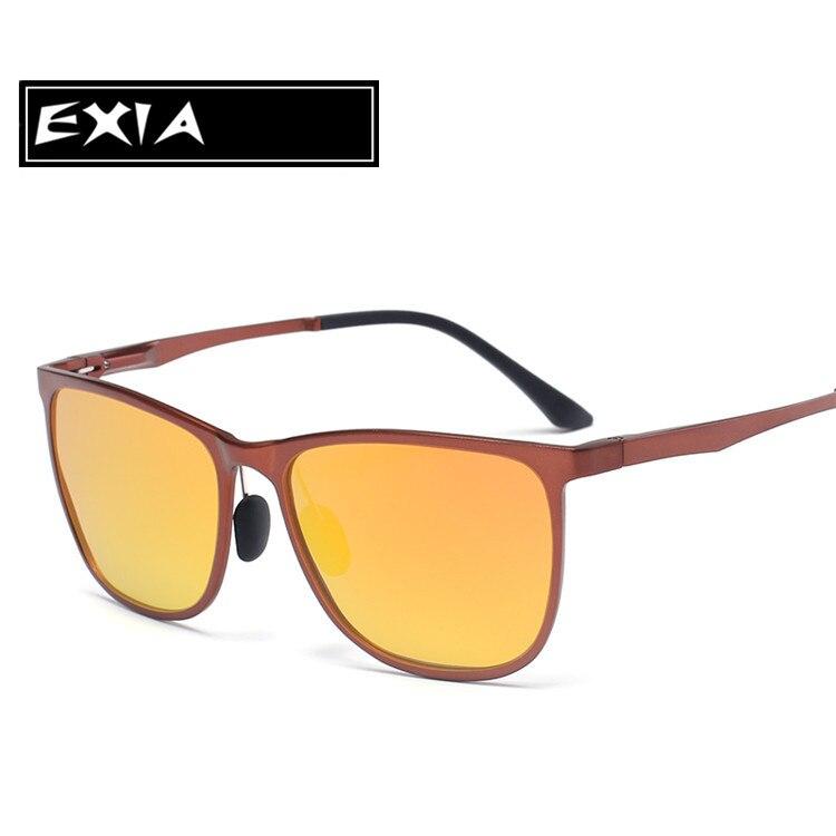 REVO Sunglasses Men Polarized Mirror Anti-UV Aluminium Magnesium Alloy Frame EXIA OPTICAL KD-0720 Series<br><br>Aliexpress