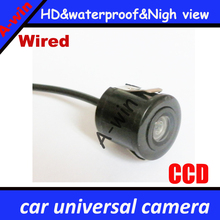 Wired Rear view car rear view camera parking backup camera Shockproof Night vision Waterproof(China)