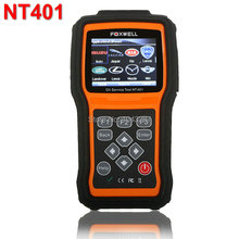 Foxwell NT401 Oil Light Reset Tool NT401Oil Lighter Professional OBD2 Diagnostic Scanner Free Shipping
