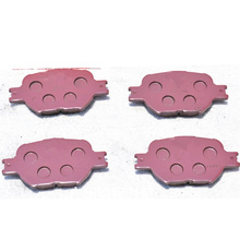 Front Disc Brake Pads For Toyota COROLLA/ALTIS 05-07 COROLLA 5D 05-07 For Scion tC 04-10 Part No.:04465-21030(China)