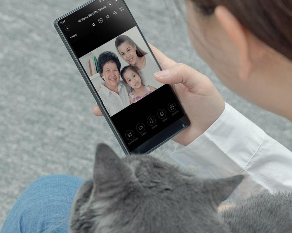 Original Xiaomi Mijia Smart IP Cam 1080P 29