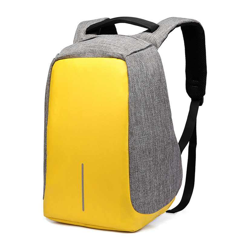 Oxford Laptop Backpack Multifunctional Anti-theft Backpack Woman Men External USB Charge Backpack Travel School Bags<br>