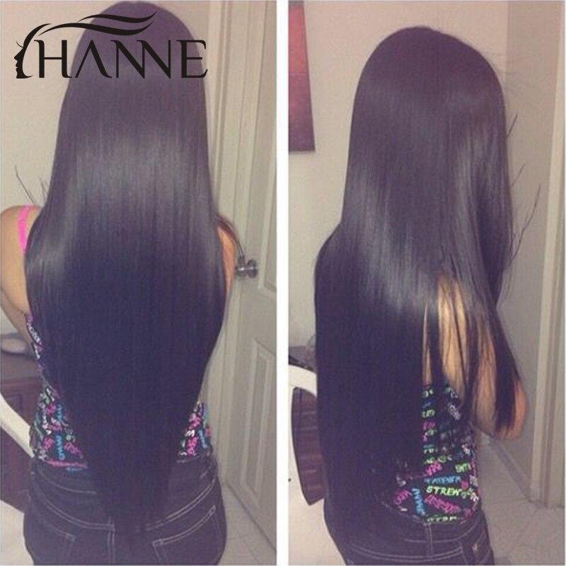 Peruvian Virgin Hair Straight 3 Bundles 8A HANNE Hair Products Soft Peruvian Straight Virgin Hair 100% Unprocessed Human Hair<br><br>Aliexpress