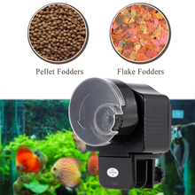 Automatic Fish Feeder Aquarium Tank Auto Food Timer Feeding Dispenser Automatic Pet Fish Feeder(China)