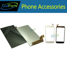 1PC/Lot  High Quality For Alcatel One Touch Pop C7 OT7040 7040E 7041D 7040A C7 LCD Screen Display +Touch Screen Digitzer Repair