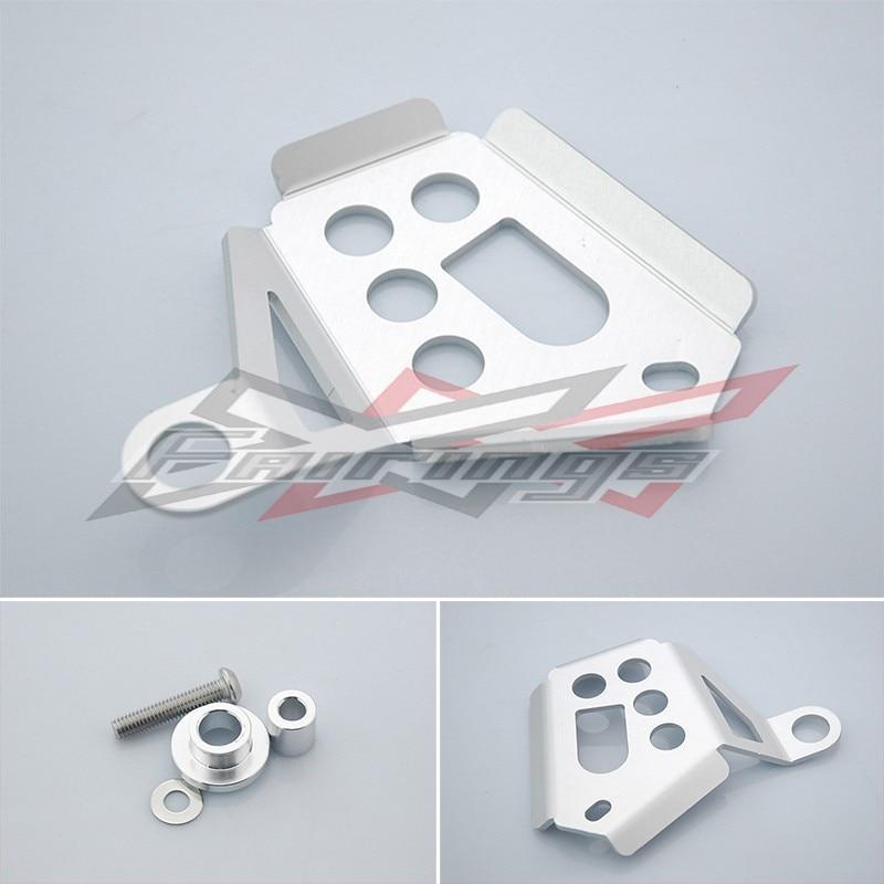 Brake Master Cylinder Guard Rear Fit For KTM 950 990 ADV SM SMR SMT Supermoto<br><br>Aliexpress