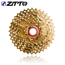 ZTTO Gold Golden MTB Cassette 10 Speed 11-36 T for Shimano M610 XT M785 SLX M670 XTR M975 Sram NX GX(China)