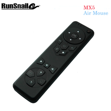 MX5 Air Mouse 2.4GHz Wireless Intelligent Wireless Remote Controller Voice Control for smart TV/Android TV Box HTPC PK MX6