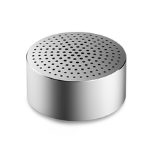 2017 Original Xiaomi Loudspeaker Mi Bluetooth 4.0 Wireless Mini Portable Stereo Three Colors Handsfree Music Square Box Speaker(China)