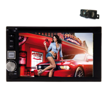 Map AMP EQ Universal Head Unit Music System Radio CD RDS Autoradio Navigator Auto Multimedia Car DVD Player GPS Stereo