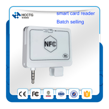 3.5mm audio jack andio-jack 13.56mhz smart credit card reader writer -ACR35(China)