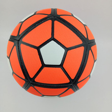 New Professional Match Outdoor Trainning Soccer Ball Game PU Size 5 Football Balls Anti-slip Granules Football Ball(China)
