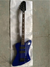 TOQ quality and best price firebirid 4 strings bass guitar Free shipping(China)