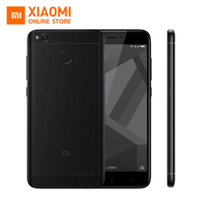 Original Xiaomi Redmi 4X  Mobile Phone Snapdragon 435 Octa Core CPU Adreno 505 GPU  4100mAh 2GB RAM 16GB 13MP Camera MIUI8
