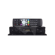 V8 Combo Satellite TV Receiver HD support 396MHz MIPS Processor Network  Automatic PAL/NTSC conversion V8 COMBO