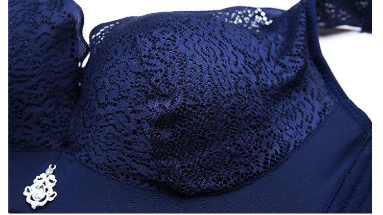 Jerrinut Lace Plus Large Big Size Push Up Bras For Women Wire Free Underwear Women Bralette Brassiere Femme Plus Size Bra 2.jpg9