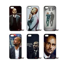Soccer Coach Pep Guardiola For iPod Touch iPhone 4 4S 5 5S 5C SE 6 6S 7 Plus Samung Galaxy A3 A5 J3 J5 J7 2016 2017 Case Cover(China)