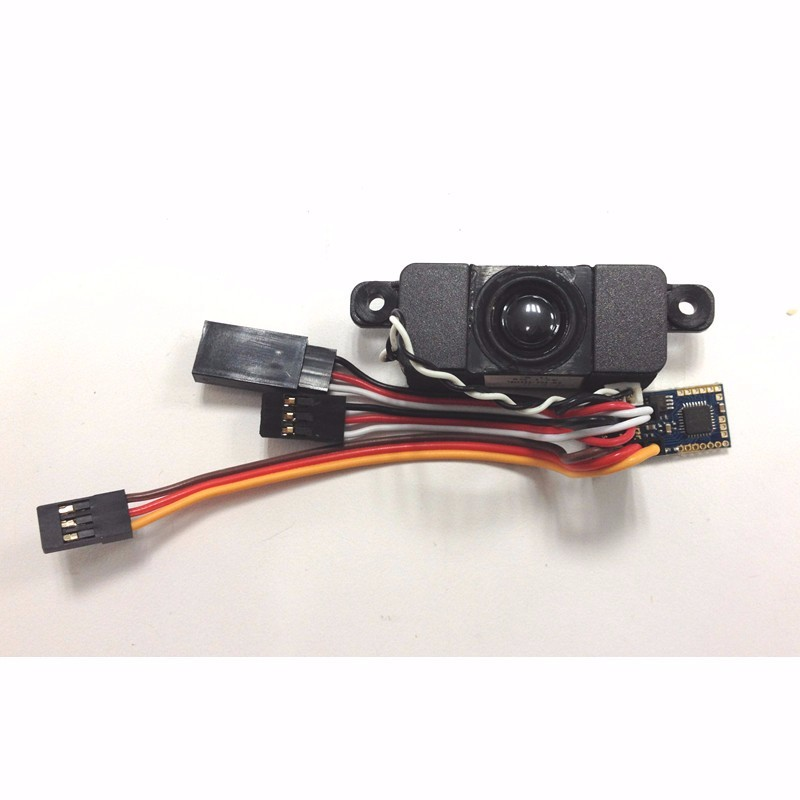 DasMikro Sound Unit for RC Tractors with Programming Cable for RC Tractor Sound Unit<br>