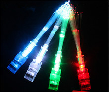 10pcs/lot LED Finger Lights Toy High Quality Kid Children Light-Up Toys Gifts Wholesale