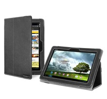 "Smart PU Leather Case Cover for Toshiba Excite10 AT300 AT305 10.1"" Tablet PC(China)"